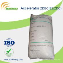 Acelerador de Borracha de Primeira Classe Zdec / Zdc / Ez