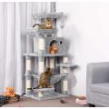 Multi-Level Cat Tree Cat Tower