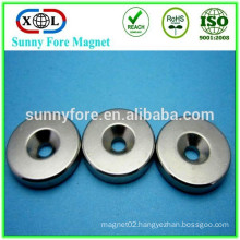 round countersunk high power magnet magnets