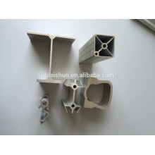 Decorations, Construction, transportation tools, shipbuilding Application and 6000 Series Grade Aluminium profile extrusion