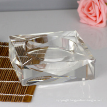 New Fashion Crystal Ashtray for Home&Office Decoration (JD-CA-601)