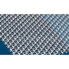 Malha de arame de aço de baixo carbono de alta qualidade