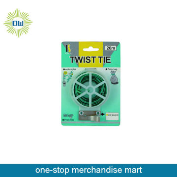 grip twist tie for garden