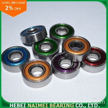 Màu Micro Ball Bearing