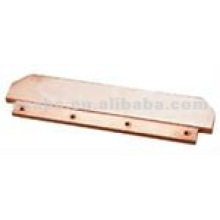 electric copper contacts for industry