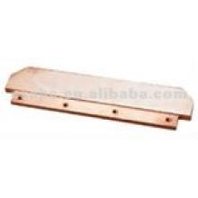 Contacts électriques en cuivre pour l'industrie