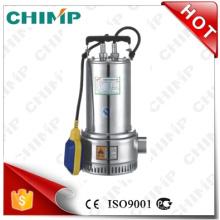Qdx Kompaktes Edelstahl Unterwasser-Einbaugerät Pumpe (QDX5-10-0.37BS)