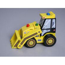 Bulldozer (collapsible)