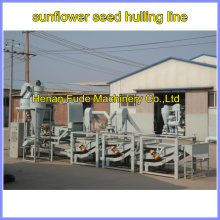 sunflower seed hulling line, sunflower seeds shelling machine
