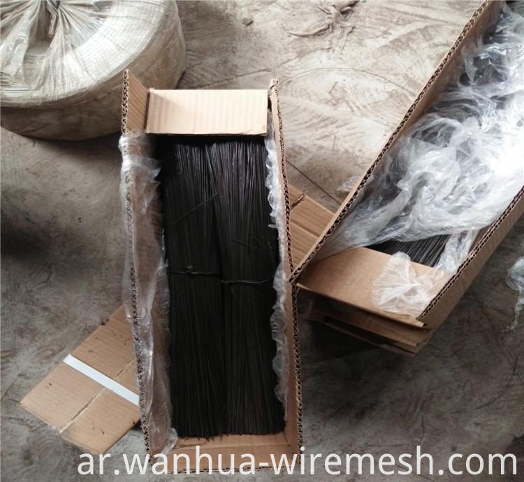 Black Annealed Straight Cutting Wire (3)