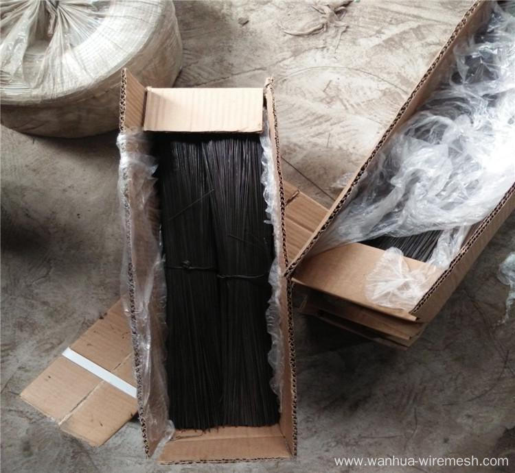 Black Annealed Straight Cutting Wire