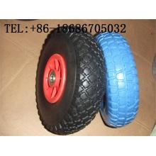 Roues pneumatiques air adapté pour les Applications à vitesse réduite, en caoutchouc Wheel10X3.00-4