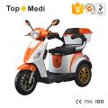 Topmedi 50km Resistência Alta Moda Eletricidade Mobilidade Scooter