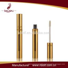 Novo Design Ouro Empty Plastic Lip Gloss Containers / Tubos