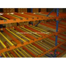 Industrial Storage Steel Carton Flow Through Gravity Shelving