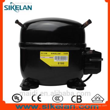 SC18M alta qualidade R404a Compressor hermético