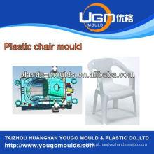 Molde de cadeira de injecção de plástico