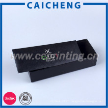 Direct factory top quality cardboard custom jewelry packaging box