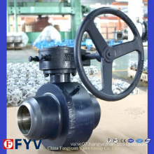 API Floating All-Welded Ball Valve