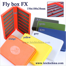 Exclusive Slim Body Large Plastic Fly Fishing Box