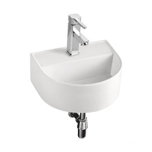 New Design White Bathroom Basin