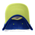 5 panel silk-screen top crown baseball cap