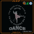 Dance dancer wholesale rhinestone appliques