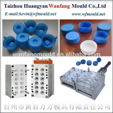 different shaping bottle cap injection mould/plastic medicine bottle cap injection molding/cap injection mould