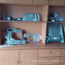 precisas piezas de metal mecanizadas por CNC,