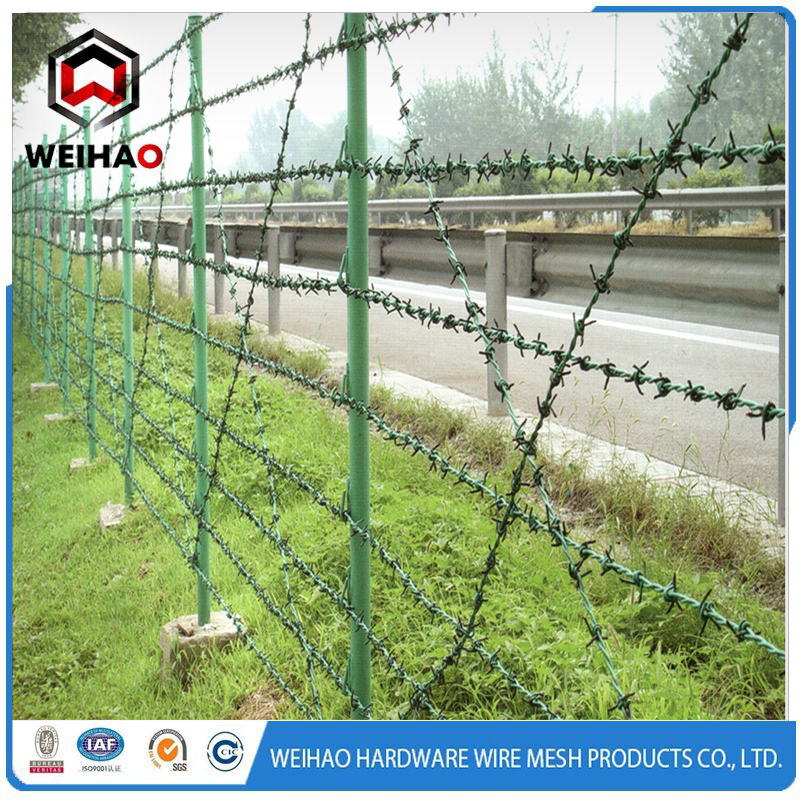 Residential Barbed Wire