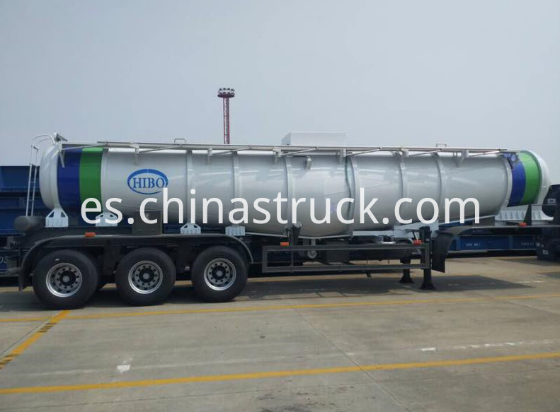 V shape chemical tanker for sulfuric acid