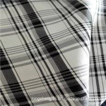 Veste imperméable à l'eau et au vent Tissé Dobby Jacquard 67% Polyester 33% Tissu Blend-Tissu en Nylon (H023)