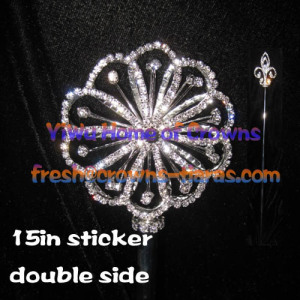 Wholesale Rhinestone Queen Pageant Scepters