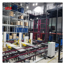Automated Storage & Retrieval System Customized Racking System for Automatic Storage