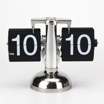 Flip Clock for Desk Decorations