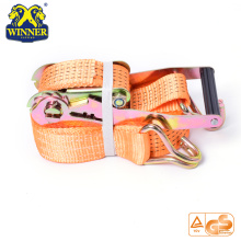 Heavy Duty Tie Down Ratchet Straps Strap Hook Cargo