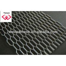 Hexagonal Expanded Metal Sheet
