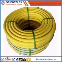 Distributeur de tuyaux de compresseur d'air industriel en caoutchouc flexible coloré