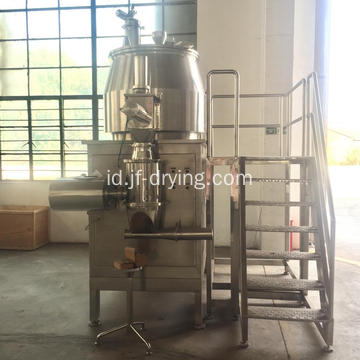 Seri GHL High Speed ​​Mixer Granulating Machine