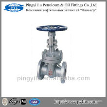 Russia cast gate valve flange type in water medium
