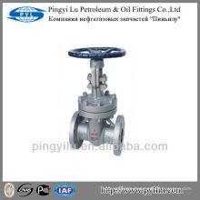 Russia cast gate valve flange type in water medium
