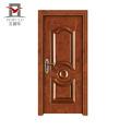 Low Price High End Accepted Oem Steel Wood Entry Door