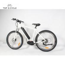 26 дюймов окружающей среды Бафане Макс центральным приводом двигателя Электрический велосипед оптовая
