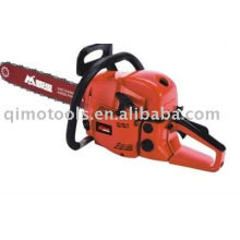 QIMO Professional Power Tools 5200 52CC 2200W Scie à chaîne à essence