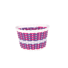 Beautiful Color Kids Bicycle Front Basket (HBK-166)