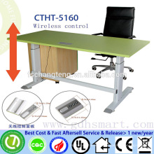 adjustable height desk variable height table desk woring desk for company office