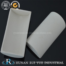 Cheap Price Alumina Ceramic Crucible Boat Fire Clay Crucible for Gold Melting