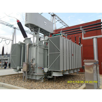 Le transformateur de puissance métallurgique 65KV c