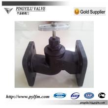 Hot sales cast iron russian GOST standard globe valve