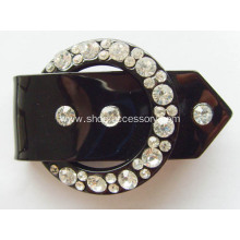 Acrylic Rhinestone Shoe Clips, Acrylic Dress Buckle